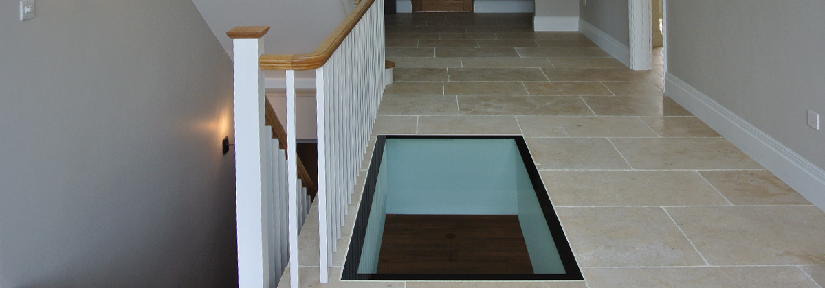 glass flooring cotswolds